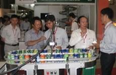 Ouverture de ProPak Vietnam et PRV/Vietnam 2012