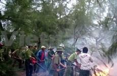 Sub-région du Mékong : coopération pour lutter contre la pollution de l'air