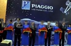 Expansion de l'activité du groupe Piaggio au Vietnam