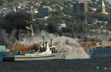 Uruguay: Deux marins vietnamiens décèdent dans un incendie