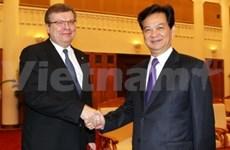 Le Vietnam et l'Ukraine resserrent leurs liens