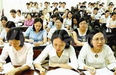 L'éducation nationale formera 1,7 million d'enseignants