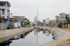 Bruxelles finance des stations de pompage à Hà Nam