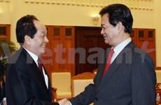 Le PM loue les liens vietnamo-sud-coréens