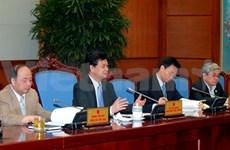 Le PM rencontre l'association des paysans vietnamiens