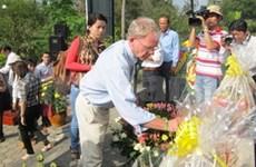 Célébration du 44e anniversaire du massacre de Son My
