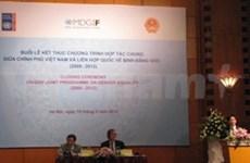 Le Vietnam réalise des progrès en matière d'égalité des sexes