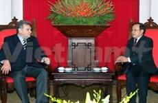 Une délégation du Parti communiste de Bulgarie au Vietnam