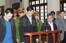 Ouverture du procès d'anciens cadres de Vinashin