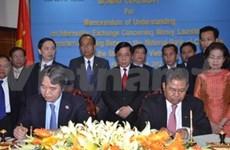 Vietnam et Cambodge unis contre le blanchiment