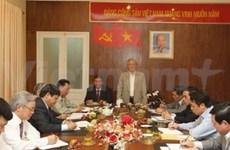 Le Conseil central de théorie doit rehausser la qualité de ses activités