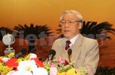 Nguyen Phu Trong part pour Cuba et le Brésil