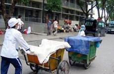 Du nouveau dans la gestion des déchets hospitaliers