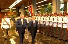 Le VN souhaite approfondir ses relations avec Cuba