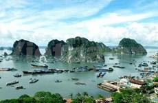 Baie de Ha Long : réception du titre de New7Wonders