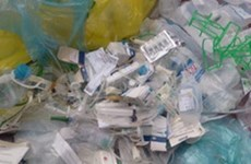 Environnement : traitement des déchets hospitaliers