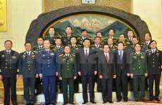 VN-Chine : les deux Armées nourrissent de bonnes relations