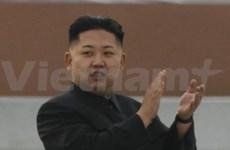 Félicitations à Kim Jong-Un de la RPDC