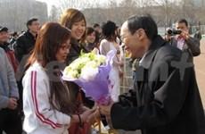 Fête sportive des étudiants d'Asie du Sud-Est à Pékin