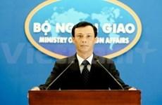 Le Vietnam s'inquiète des litiges Philippines-Chine à Scarborough