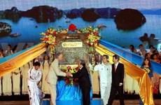 Ha Long, officiellement nouvelle merveille naturelle du monde