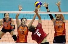 La Thaïlande, championne d'Asie de beach-volley