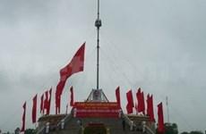 Quang Tri célèbre la réunification nationale