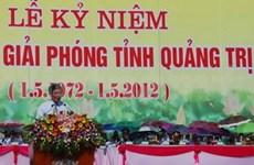 40e anniversaire de libération de Quang Tri