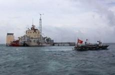 Concours de composition sur Truong Sa: mer et îles