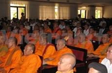 Symposium sur la confession bouddhiste Nam Tong Khmer