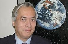 Le Professeur Trinh Xuan Thuan à l'honneur