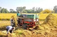 Création de conditions favorables aux agriculteurs