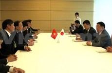 Une délégation de haut rang du Vietnam au Japon