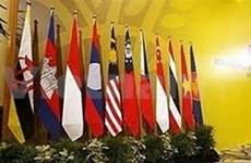 De hauts officiels de l'ASEAN et d'Inde en réunion