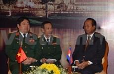 Le Vietnam contribue aux succès de l'ADMM-6