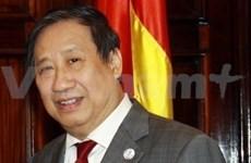 Distinction honorifique du Japon pour l'ancien vice-PM Pham Gia Khiem