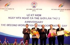 Les coopératives de pêche du monde honorées à Da Nang