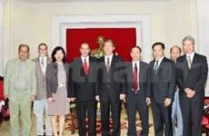 Vietnam-Cuba : coopération entre agences d'information