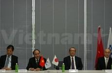 Activités du vice-PM Nguyen Xuan Phuc au Japon