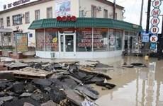 Aides de 50.000 dollars pour les sinistrés russes