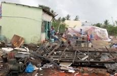 Deux morts après les tourbillons survenus au Sud