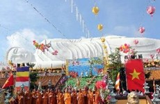 Semaine culturelle du bouddhisme à Nghe An