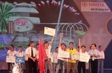 Le Vietnam participera au concours Robocon Asie-Pacifique 2012