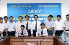 AVI et Quang Ninh coopèrent dans la communication