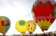 Ouverture du festival de montgolfières de Binh Thuan