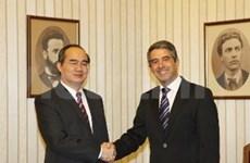 Vietnam et Bulgarie renforcent leur coopération