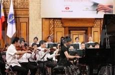 Le 2e concours international de piano s'ouvre à Hanoi