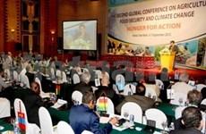 Agriculture : une conférence mondiale à Hanoi