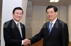 Vietnam-Chine : rencontre au sommet à Vladivostok