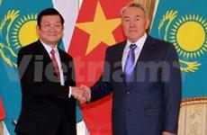 Vietnam-Kazakhstan: la visite qui approfondit les liens